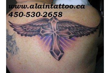 Alain Tattoo in Saint-Jérôme