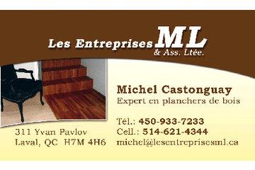 Les Entreprises ML & Assoc. Ltée