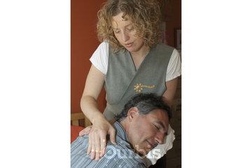 MassoSoleil in Montréal-Est: Massage sur chaise / Chair massage