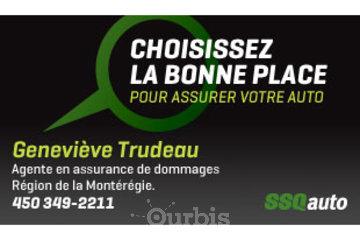 Geneviève Trudeau, agente en assurance de dommages affiliée à SSQauto