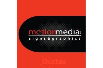 Motion Media Signs & Graphics
