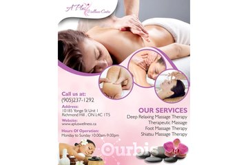 Relaxation Massage Therapy in Richmond Hill | A Plus Wellness Centre