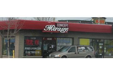 Concept Mirage