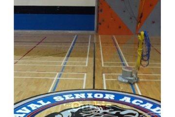 Service D'Entretien de Gymnase Laforest à Laval