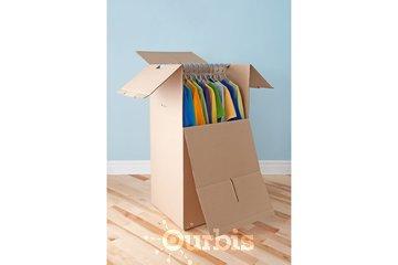 "Montreal Box Depot à Saint-Hubert: Wardrobe Box 36"""