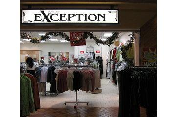 Boutique Exception à La Prairie