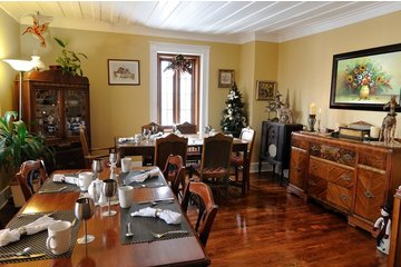 Auberge Racine (La Maison Bosse) in Chicoutimi: Salle à manger