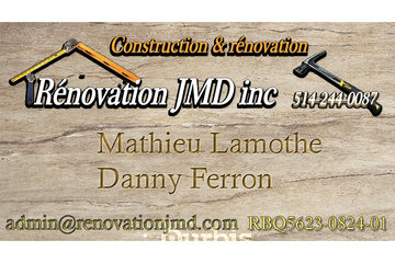 Rénovation JMD inc