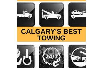 Calgary's Best Towing in calgary