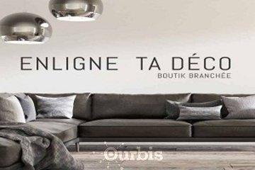 Enligne Ta Déco - Boutique, designer et accessoire de décoration