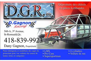 D G R Inc
