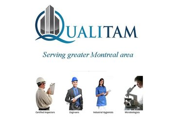 Qualitam Inc. à Montréal:  Building Inspection