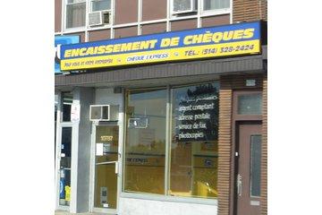 Chèque Express Inc à Montréal-Nord