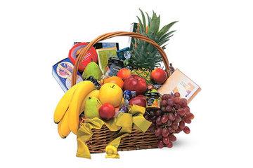 Le Jardin De Melissa à Montréal: Fruit Baskets