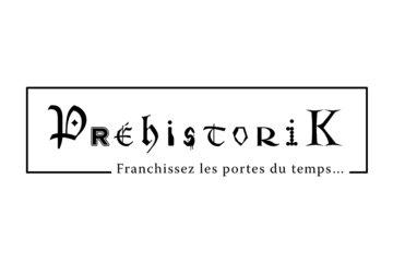 Oliz à Montréal: Logo préhistorisk