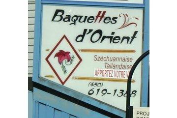 Baguettes D'Orient
