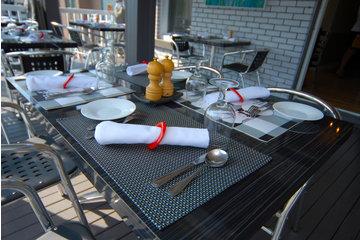 Restaurant Lo Ré - Fine Cuisine du Marché in Sherbrooke: notre terrasse