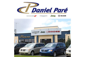 Daniel Paré Dodge Chrysler Jeep Ram