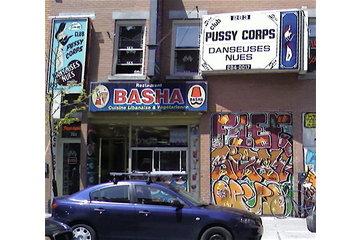 Studio d'Exhibitioniste Pussy Corps à Montréal