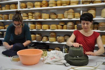 Cours de Chapellerie Lucie Grégoire in Montréal: Introduction à la chapellerie