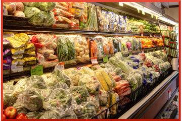 Marché Laurier in Montréal: Légumes frais et de saison
