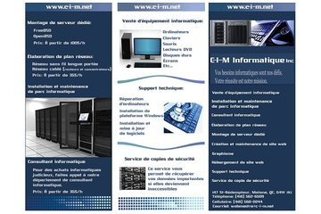 Communication internet morin à Matane: service informatique
