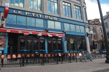Bar le P'tit Pub