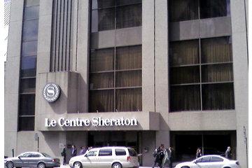 Le Centre Sheraton à Montréal