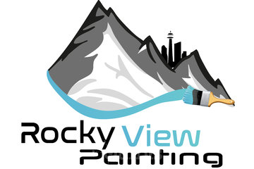Rocky View Painting