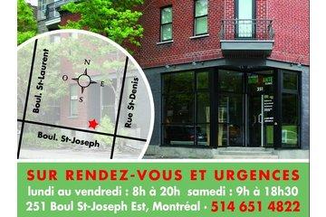 Clinique Intersanté - Ostéopathie in Montréal: Clinique Intersanté - Ostéopathie - Massothérapie - Montréal