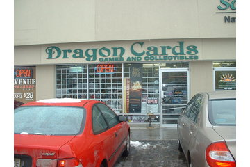 Dragon Cards & Collectibles