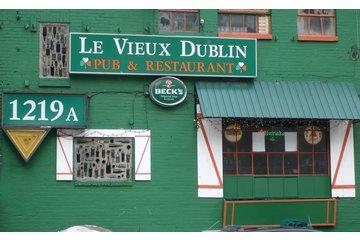 Le Vieux Dublin Pub & Restaurant in Montreal