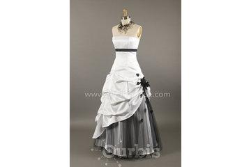 Zora L'Huppée robe de bal et robe de mariée Québec à Québec: robe de mariée