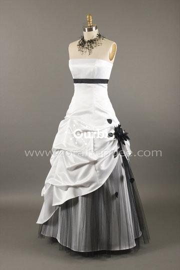Zora LHuppée robe de bal et robe de mariée Québec à Québec robe