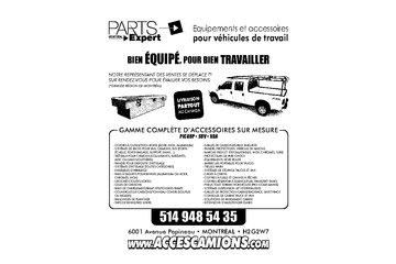 Parts Expert in Montréal-Est