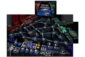 Tramp'S Music & Books in Regina: Star Trek Ascendency