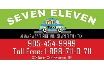 A Seven Eleven Taxi Co