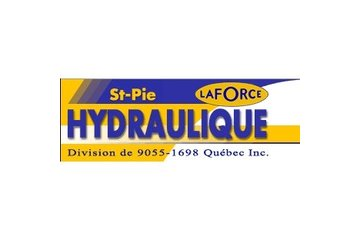 St-Pie Hydraulique / Ateliers Laforce in Saint-Pie: St-Pie Hydraulique / Ateliers Laforce