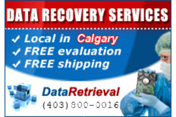Data Retrieval Calgary - Data Recovery Services