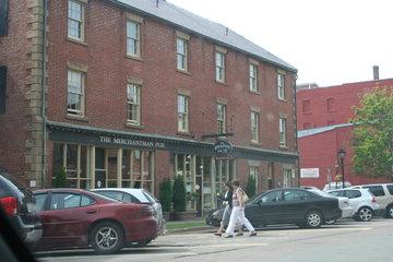 Merchantman Pub in Charlottetown