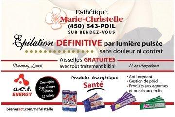 Esthétique Marie Christelle à Laval
