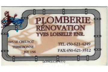 Rénovation Plomberie Yves Loiselle Enr