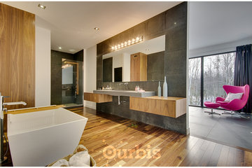 Chantal Dubuc Photographe in Trois-Rivières: Salle de bain attenant à la chambre des maîtres