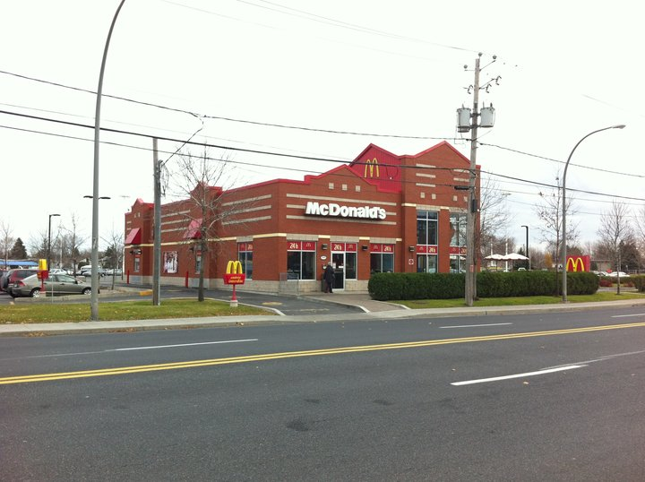 Restaurant A Chambly Quebec