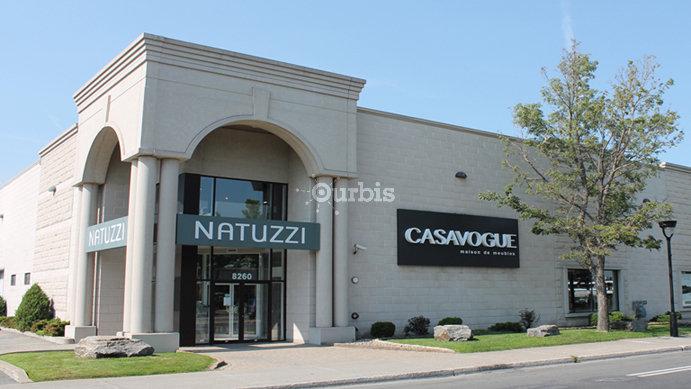 Casa vogue ameublement montr al qc ourbis for Meuble natuzzi montreal