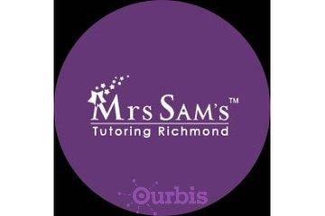 Tutoring Richmond – Mrs Sam
