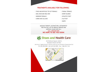 Shoes & Health Care