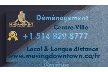 Demenagement Centre-Ville