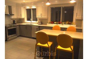 Ebénisterie Multi-Laques in Mirabel: Laquage de meuble de cuisine