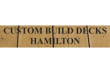 Custom Build Decks Hamilton